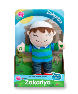 Zakariya – My Little Muslim Friends